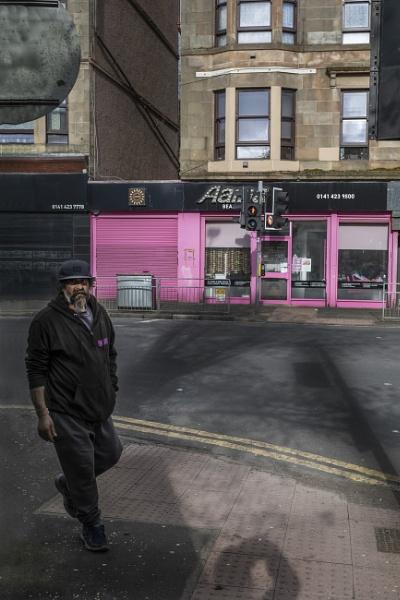 Glasgow, Allison Street by AndrewAlbert