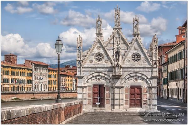 Chiesa di Santa Maria della Spina by TrevBatWCC
