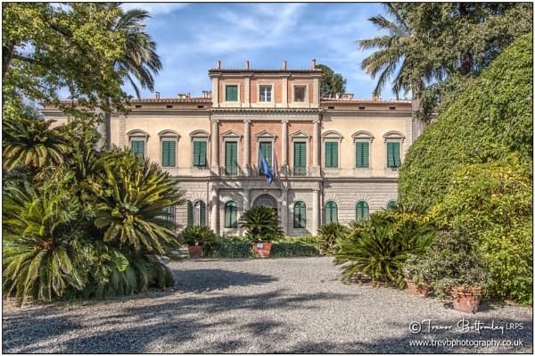 Orto e Museo Botanico by TrevBatWCC