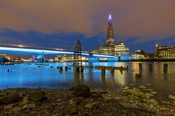 Tidal Thames by steve_eb