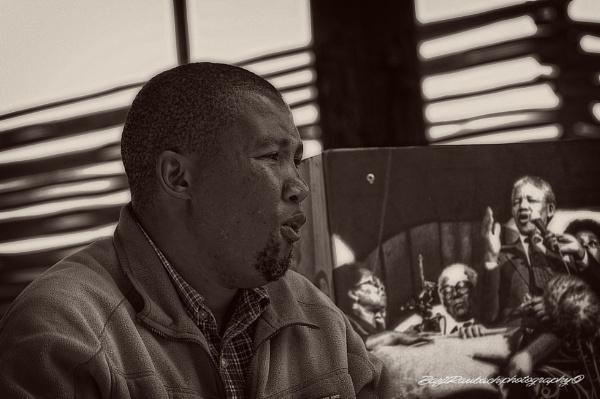 Mandla Mandela, Nelson Mandela\'s grandson by Zilba