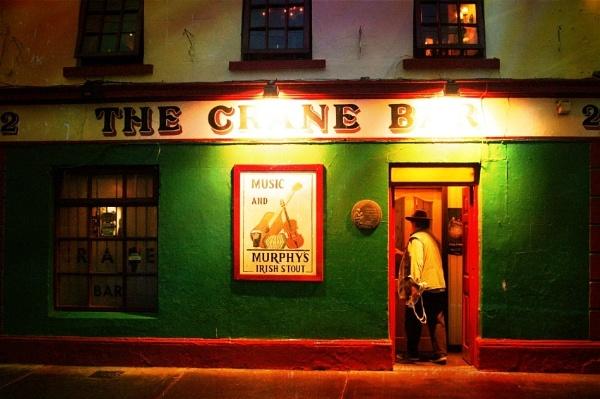 The Crane Bar by doolittle