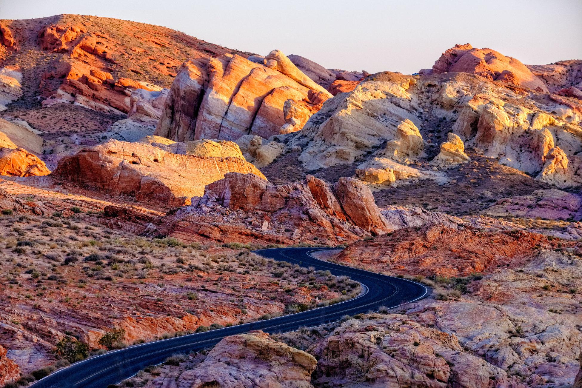 Heart of the desert
