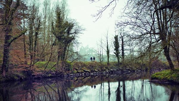 walk in silence by atenytom