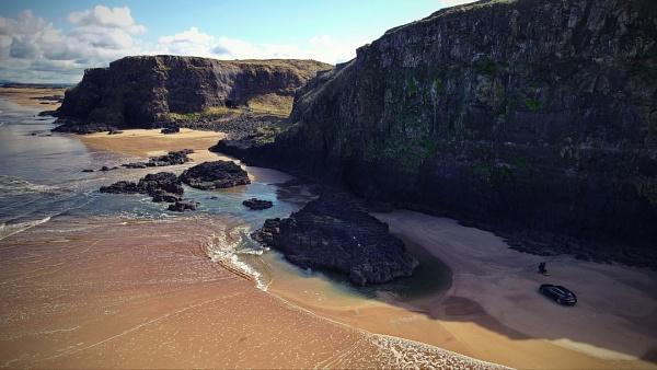 Downhill - Castlerock - N.Ireland by atenytom