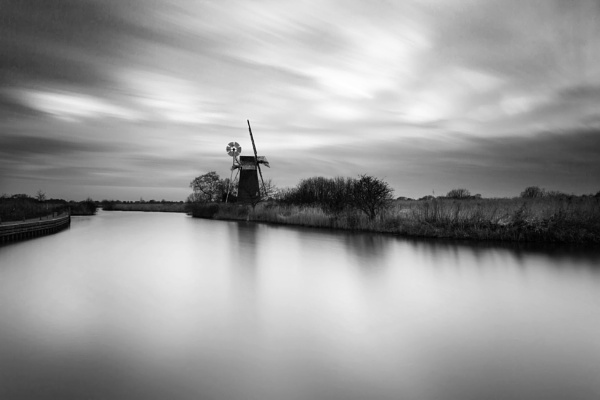 Norfolk Mill by Scooby10