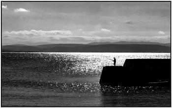 The Lone Fisherman