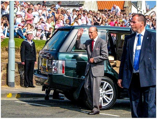 Homage to the Duke of Edinburgh by mac