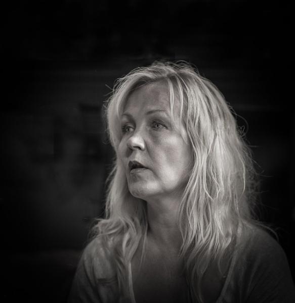 Portrait. by Jukka