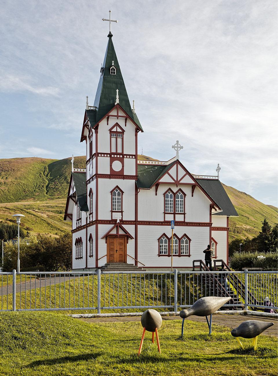 Húsavík Wooden Church