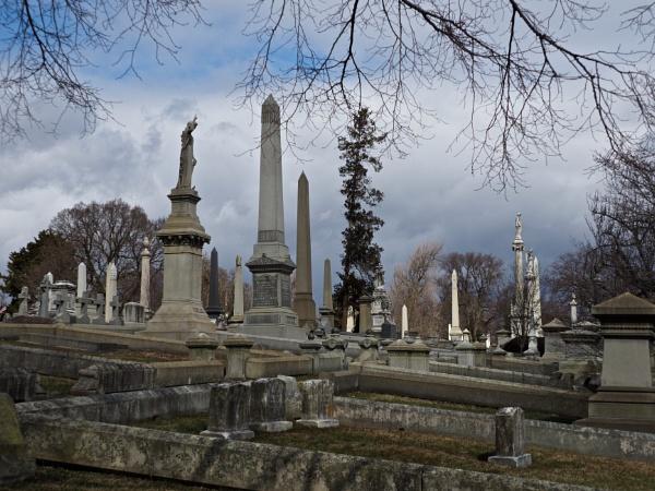 laurel Hill Cemetery #19 by handlerstudio