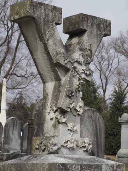 Laurel Hill Cemetery #20 by handlerstudio