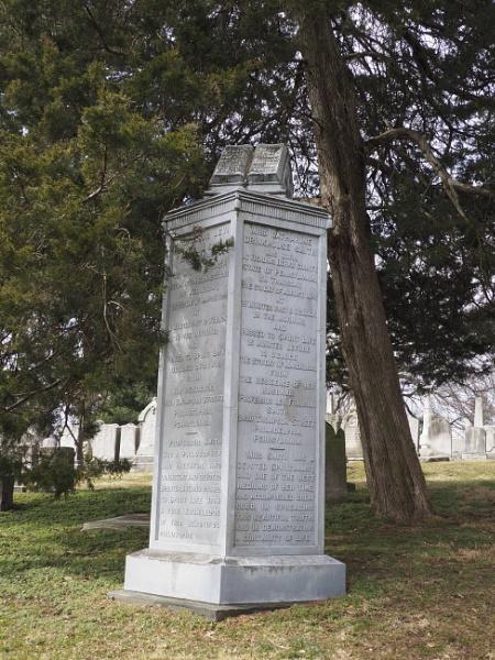 laurel Hill Cemetery #21 by handlerstudio