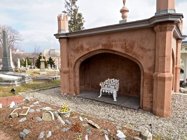 Laurel Hill Cemetery #23 by handlerstudio