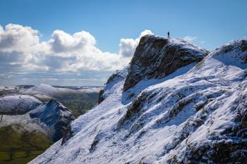 Chrome Hill Peak District