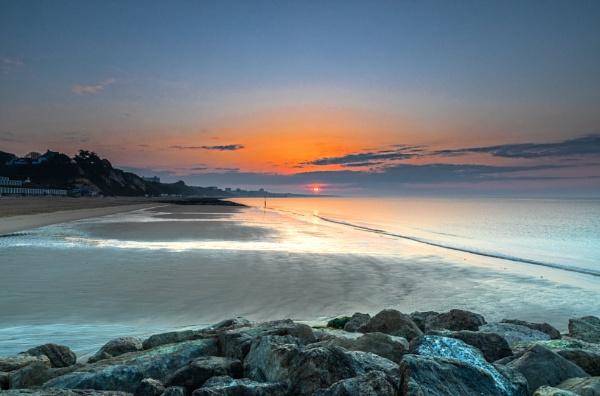 Low Tide Sunrise by NickLucas