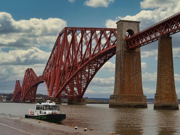 Forth bridge - Edinburgh by instone67