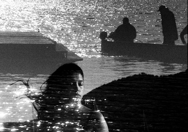 Mermaid and Fishermen by Titikaka
