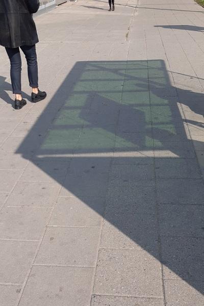 Green shadow by SauliusR