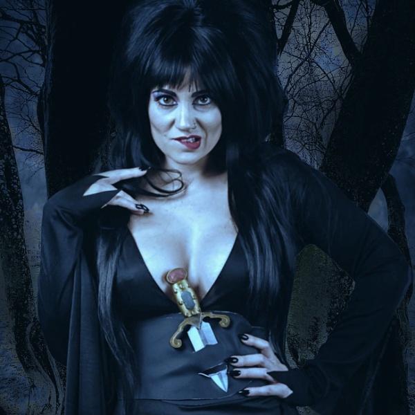 Elvira by johnty