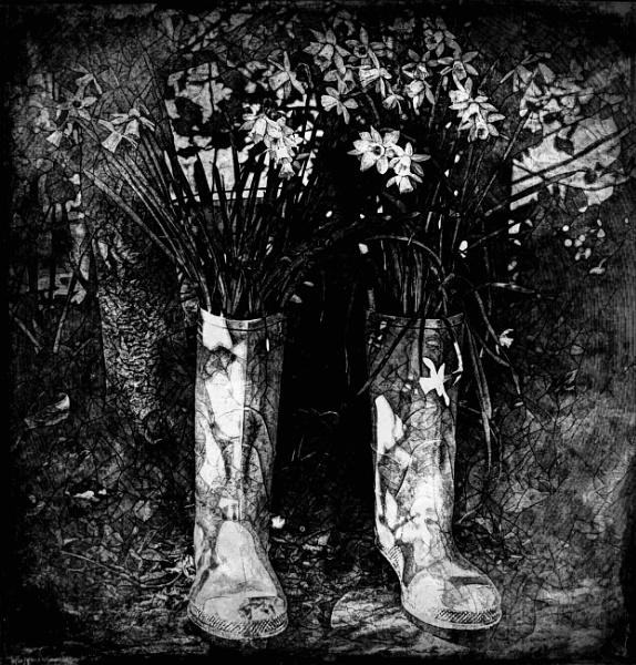 Boots - A Dedicated Interpretation by adagio