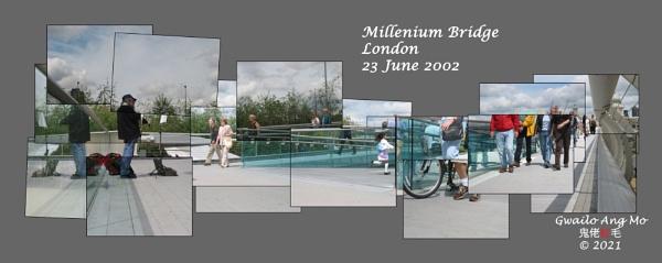Millennium Bridge Joiner (1, Master) by GwailoAngMo