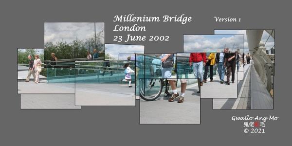 Millenium Bridge Joiner (2, Pedestrians, v1) by GwailoAngMo