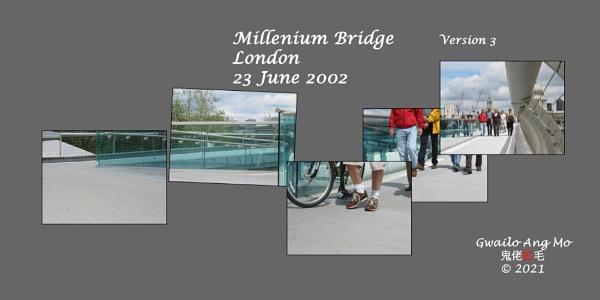 Millenium Bridge Joiner (2, Pedestrians, v3) by GwailoAngMo