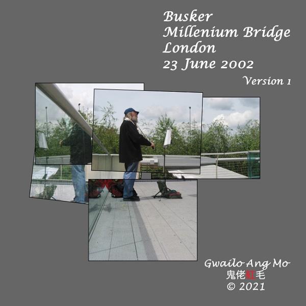 Millennium Bridge Joiner (3, Violinist Joiner, v1) by GwailoAngMo