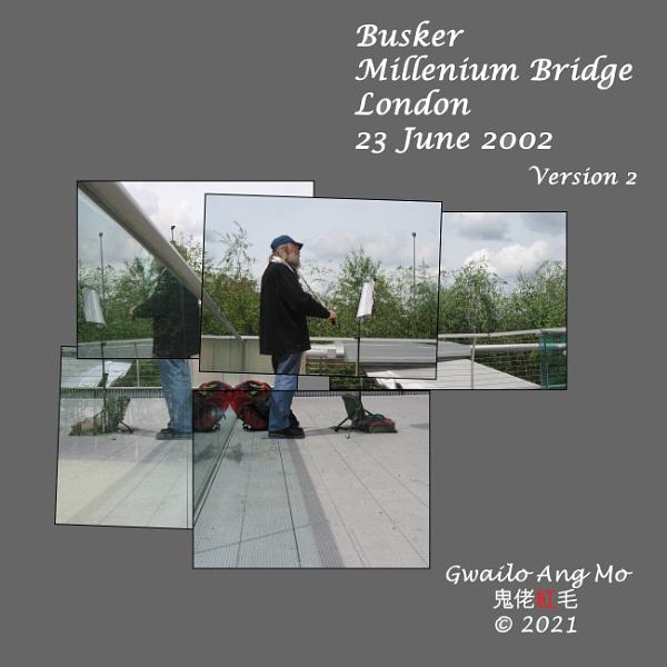 Millennium Bridge Joiner (3, Violinist Joiner, v2) by GwailoAngMo