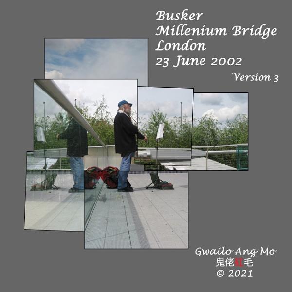 Millennium Bridge Joiner (3, Violinist Joiner, v3) by GwailoAngMo