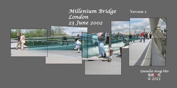Millenium Bridge Joiner (2, Pedestrians v2) by GwailoAngMo