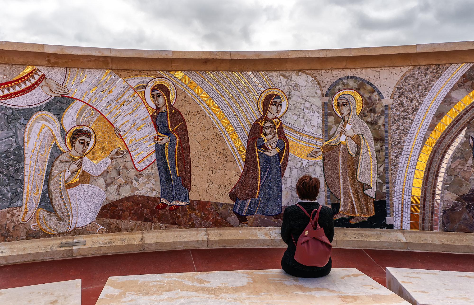 Ta' Pinu Mosaics