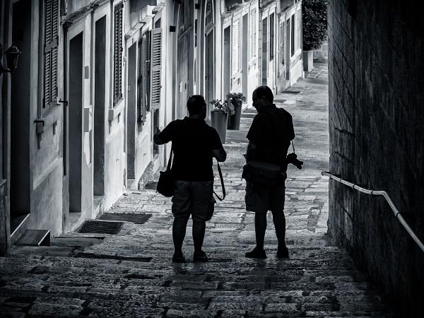 Silhouettes by Xandru