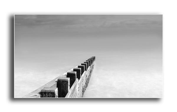 Swanage Groyne by DADREW