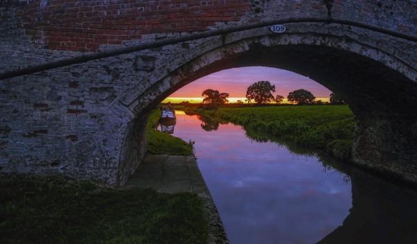 Bridge 109 by Ffynnoncadno