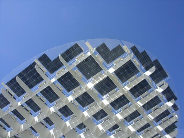 Solar panel by Realszoc75