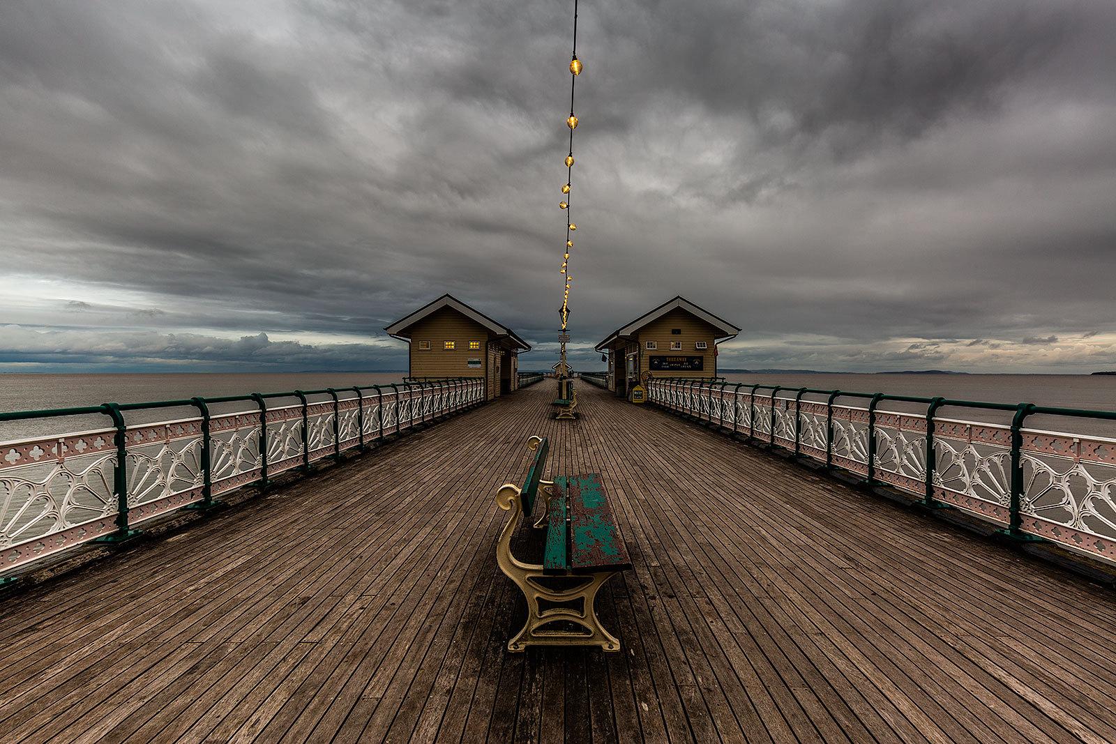 Illuminated Pier