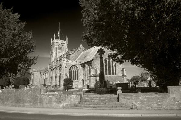All Saints Church by pledwith