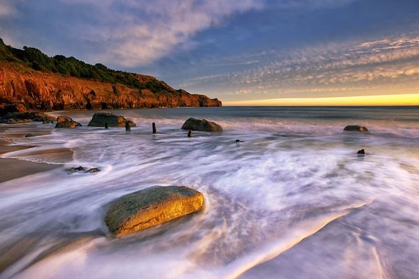 Sandsend Silky Flow. by Buffalo_Tom