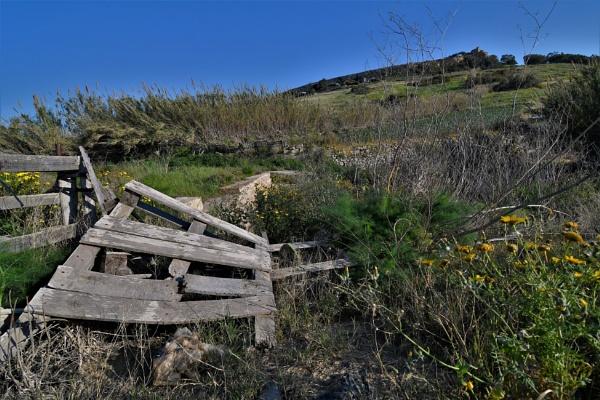 Rustic landscape by KingArthur