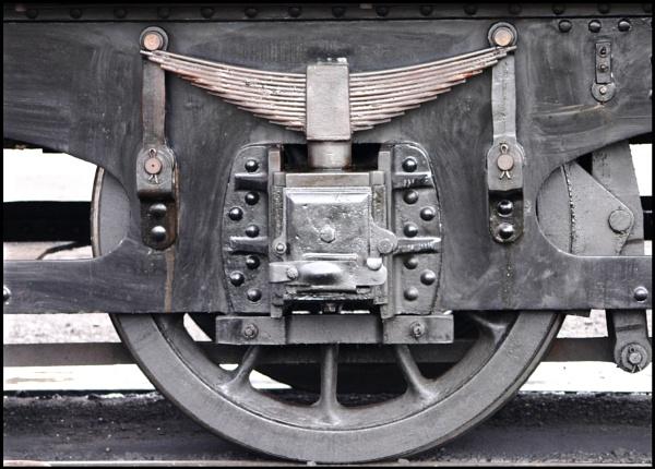 Bishops Lydeard Wheel by glyndwr