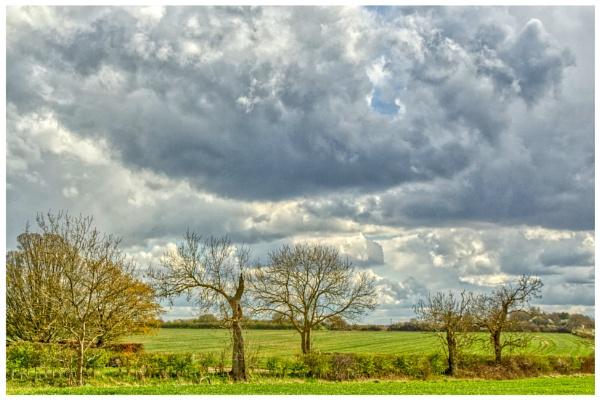 Suffolk Skies by dflory