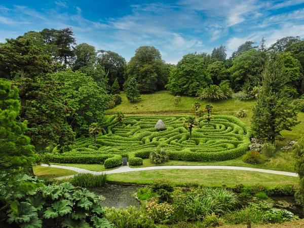 Gardens of Glendurgan by dflory