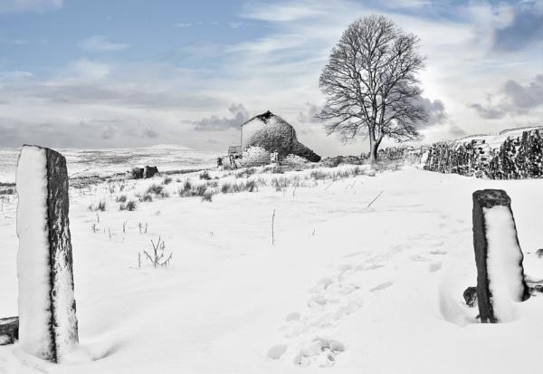Durham Dales Desolation by HenB