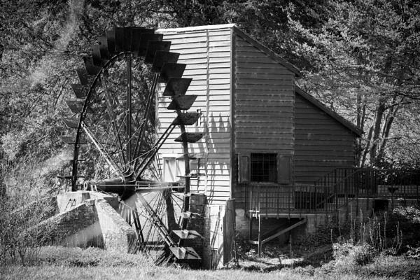 Waterwheel by JackAllTog