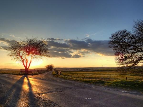 Early Evening Shadows by ianmoorcroft