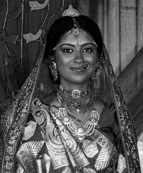 Happy Bangalee Bride..2 by debu
