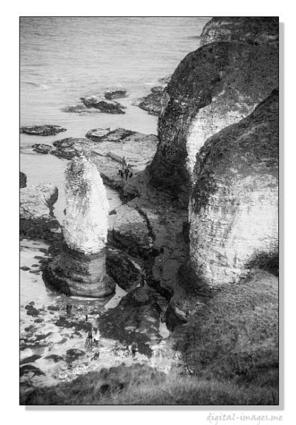 Selwicks Bay LI--Low Tide by Alan_Baseley