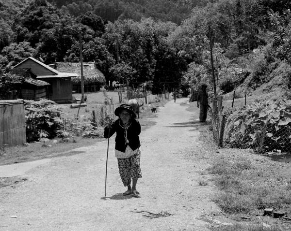Mountain Village by sweetpea62